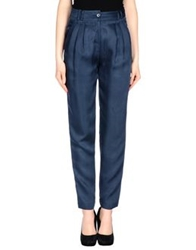 Laltramoda Casual Pants Slate Blue