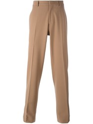 Joseph 'Dash Stretch Techno' Trousers Brown