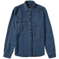 Bleu De Paname Submariner Shirt Blue