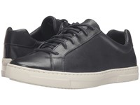 Clarks Ballof Up Navy Leather Men's Lace Up Casual Shoes Blue