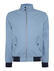 Peter Werth Men's Vote Cotton Harrington Jacket Blue