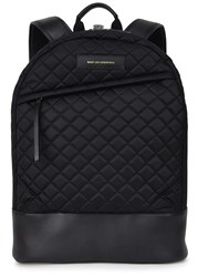 Want Les Essentiels Kastrup Quilted Nylon Backpack Black
