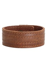 Women's Frye 'Melissa' Leather Snap Cuff