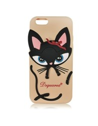 Dsquared Powder Pink Silicon Iphone 6 Cover