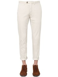 Brooks Brothers Slim Fit Stretch Chino Cotton Pants