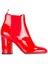 Laurence Dacade Chelsea Boots Red
