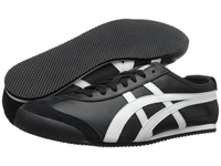 Onitsuka Tiger By Asics Mexico 66 Black White Shoes