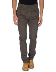 Met And Friends Casual Pants Lead