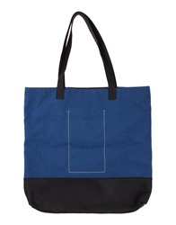 Chissene Handbags Blue