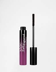 Nyx Lush Lashes Mascara Full Figured Black