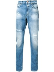 Closed Straight Classic Jeans Blue