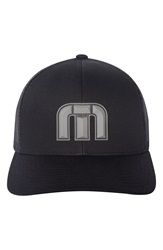 Travis Mathew 'Felix' Snapback Hat Black