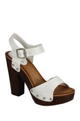 Refresh Alisa High Heel Sandal White