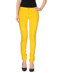 Fiorucci Casual Pants Yellow