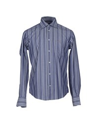 Seventy Shirts Shirts Men Dark Blue