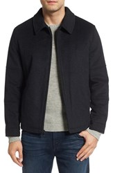 Hart Schaffner Marx Men's And Raider Wool Blend Jacket
