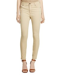 Ralph Lauren Skinny Ankle Jeans In Forest Wash