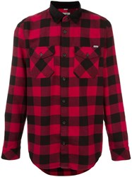 Carhartt Checked Shirt Black