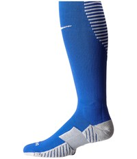 Nike Stadium Football Otc Game Royal White White Men's Knee High Socks Shoes Blue