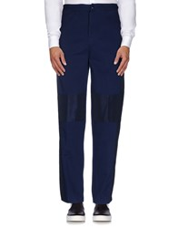 T By Alexander Wang Casual Pants Dark Blue