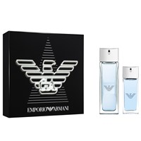 Emporio Armani Diamonds Rocks For Men 75Ml Eau De Toilette Fragrance Gift Set