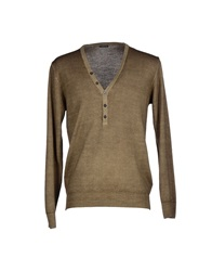 Retois Sweaters Military Green