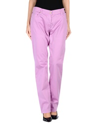 Cappopera Casual Pants Light Purple