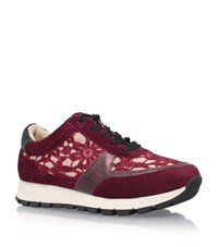 Kg By Kurt Geiger Kg Kurt Geiger Lacey Flat Shoes Female Raspberry