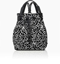 Opening Ceremony Women's Izzy Convertible Backpack Black