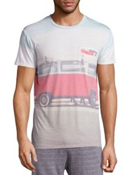 Sol Angeles Surf Van Printed T Shirt Multi
