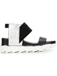 United Nude 'Rico' Sandals Black