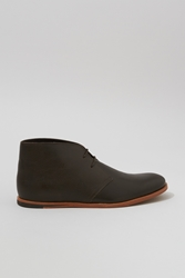 Opening Ceremony M1 Leather Classic Boots Dark Brown
