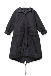 Quilted Parka By Boutique Black