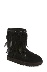 Uggr Women's Ugg Classic Water Resistant Short Peacock Boot
