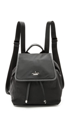 Kate Spade Classic Nylon Molly Backpack Black