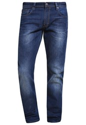 Esprit Edc By Slim Fit Jeans Blue Medium Wash Blue Denim