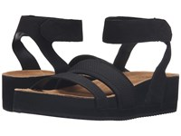 Volcom Gaia Sandal Black Women's Sandals