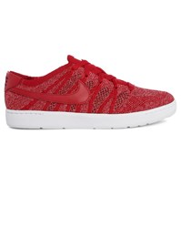 Nike Red Tennis Classic Ultra Flyknit Sneakers