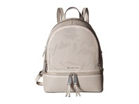 Michael Michael Kors Rhea Zip Medium Backpack Cement Backpack Bags Beige