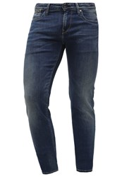 Pepe Jeans Hatch Slim Fit Jeans E64 Dark Blue