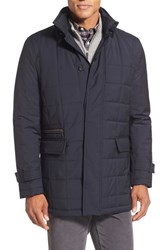 Men's Cardinal Of Canada Quilted Wool Parka