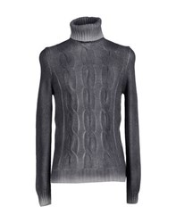 Altea Knitwear Turtlenecks Men Lead
