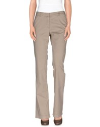 Twenty Easy By Kaos Trousers Casual Trousers Women Sand
