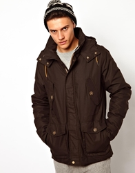 Elvine Sergei Jacket Brown