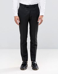 Ben Sherman Camden Super Skinny Dinner Suit Trousers Black