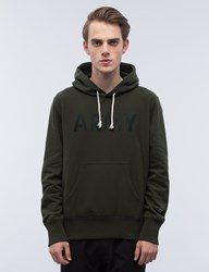 Champion Reverse Weave Army Hoodie