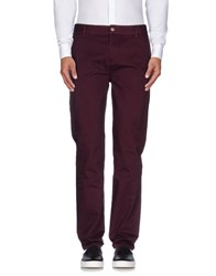 Wemoto Trousers Casual Trousers Men Deep Purple