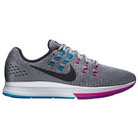 Nike Air Zoom Structure 19 Women's Running Shoes Grey Multi