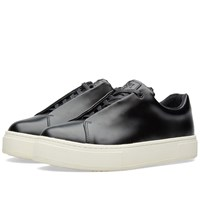 Eytys Doja Leather Sneaker Black