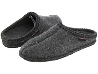 Haflinger As Classic Slipper Grey Slippers Gray